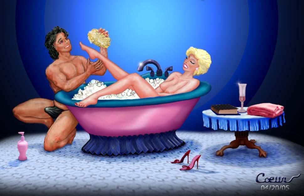 judy norten taylor naked